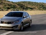 2012 Kia Optima and Blake Griffen Commercia