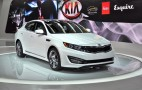 2012 Kia Optima SX Limited Live Photos: 2012 Chicago Auto Show