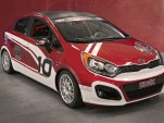 2012 Kia Rio B-Spec race car