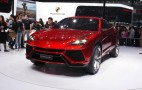 Lamborghini Urus to debut with 650-horsepower V-8