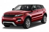 2012 Land Rover Range Rover Evoque 5dr HB Pure Premium Angular Front Exterior View