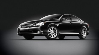2012 Lexus ES 350 Touring Edition