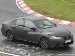 2012 Lexus GS spy shots