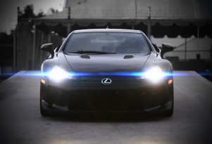Lexus 2013 SEMA lineup