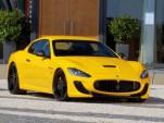 2012 Novitec Tridente Maserati GranTurismo MC Stradale