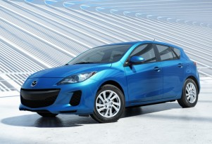 2011 New York Auto Show: Mazda Shows Mazda3 With SkyActiv and Teases Diesel Variant