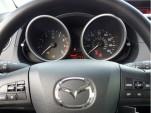 gauge cluster - 2012 Mazda5