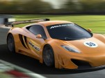 2012 McLaren MP4-12C GT3 race car preview