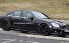 Spy Shots: 2012 Mercedes-Benz C63 AMG Black Series