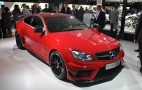 2012 C63 AMG Coupe Black Series With Aero Package: Video