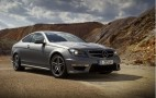2012 Mercedes-Benz C63 AMG Coupe First Drive
