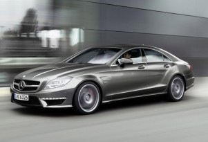 2012 Mercedes-Benz CLS63 AMG