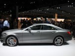 2012 Mercedes-Benz CLS63 AMG live photos