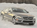 2012 Mercedes-Benz CLS 550 4Matic