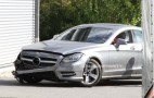 2012 Mercedes-Benz CLS Suffers First Crash