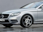 2012 Mercedes-Benz CLS Shooting Brake rendering