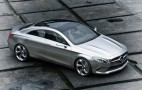 2012 Mercedes-Benz Concept Style Coupe Official Details