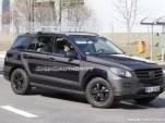 2012 Mercedes-Benz ML-Class spy shots