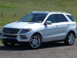 2012 Mercedes-Benz ML350 BlueTec