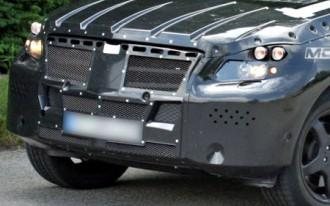 Spy Shots: 2012 Mercedes-Benz ML-Class
