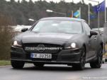 2012 Mercedes-Benz SLK AMG spy shots