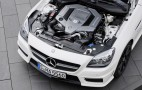 2012 Mercedes-Benz SLK55 AMG V-8 Engine In Detail: Video