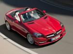 2012 Mercedes-Benz SLK leaked
