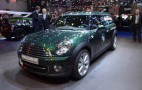 MINI Green-Lights The Clubvan Concept For Production