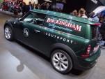 MINI Clubvan Concept Live Photos: 2012 Geneva Motor Show