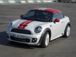 2012 MINI John Cooper Works Coupe