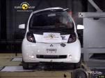 2011 Mitsubishi i-Miev EuroNCAP Test