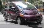 2012 Mitsubishi i Electric Minicar: Driven