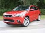 2012 Mitsubishi Outlander Sport: Quick Drive
