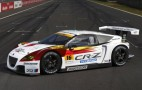 Honda To Race CR-Z Hybrid In Japan's Super GT Series