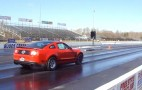 Video: Stock 2012 Mustang Boss 302 Goes 11.72s @ 117.2 MPH On Drag Radials