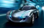 Nissan ESFLOW Concept Sport EV: 2011 Geneva Motor Show