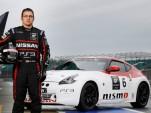 2012 Nissan GT Academy North America winner Steve Doherty