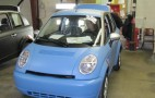 2011 Think City Two-Seat Electric Car Faces Third Recall