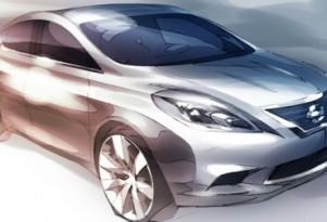 Nissan Sunny Previews Next Versa?