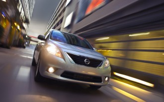 2012 Nissan Versa recalled to prevent airbags from deploying unexpectedly