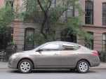 2012 Nissan Versa 1.6 SL Sedan: Weekend Drive Report