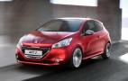 Peugeot 208 GTi Concept Headed To 2012 Geneva Motor Show