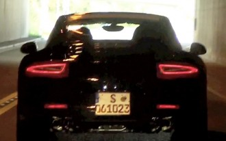 2012 Porsche 911, Fiat, 2012 Honda CR-V, 2013 Infiniti JX: Car News Headlines