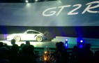 Leaked Porsche 911 GT2 To Get RS Trim