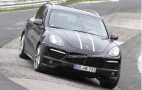 2012 Porsche Cayenne Turbo S: Spy Shots