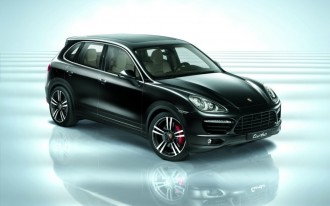 2011-2012 Porsche Cayenne Recalled For Detaching Headlights