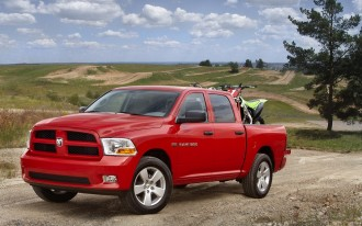 270,000 Dodge Ram 1500 pickup trucks recalled over wintry market rust concerns