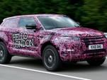 2012 Range Rover Evoque prototype