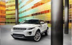 2010 Paris Auto Show Preview: 2012 Range Rover Evoque