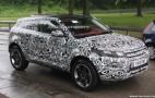 Spy Shots: 2012 Range Rover LRX